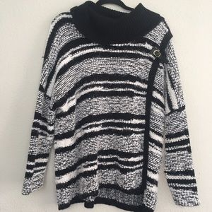 Calvin Klein pull over sweater